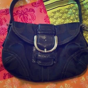 Mini Coach bag in great condition.